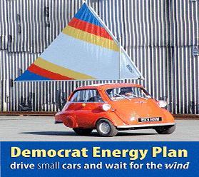 Democrat Energy Plan