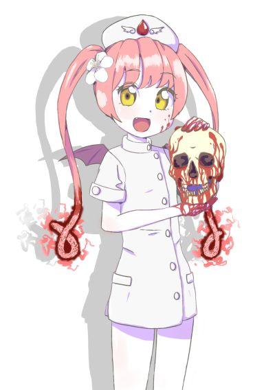 Ebola demon